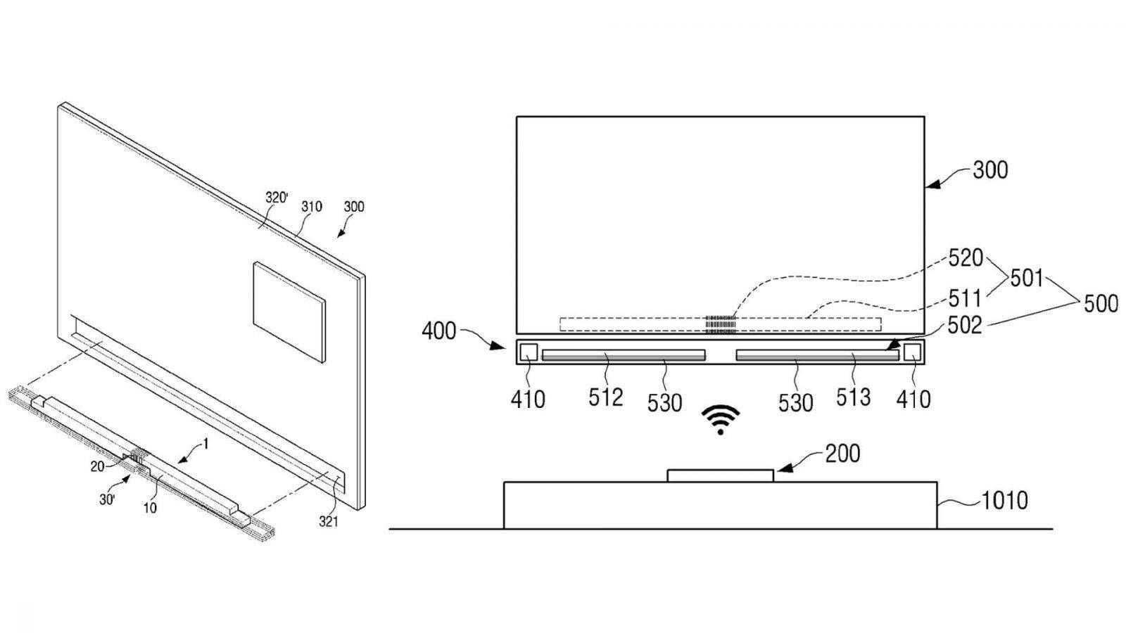 Samsung собирается делать беспроводные телевизоры (scg9fmiwra4svquovrlq)