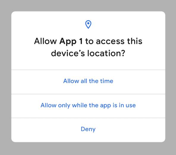 Google выпустила первую бета-версию Android Q. Защита данных, поддержка складных смартфонов и портретный режим (screen shot 2019 03 13 at 10.42.10 am)