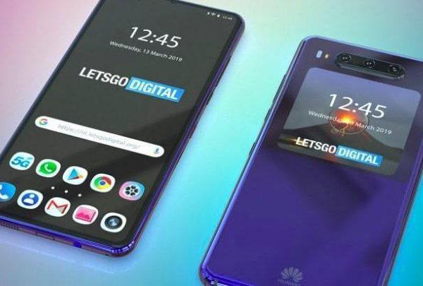 Будущие смартфоны Huawei могут получить тройную камеру с экраном на задней панели (screen shot 2019 03 14 at 3.46.37 pm cropped)