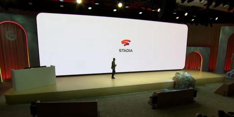 GDC 2019. Google представил игровой стриминговый сервис Stadia. Бывший Project Stream (stadia)