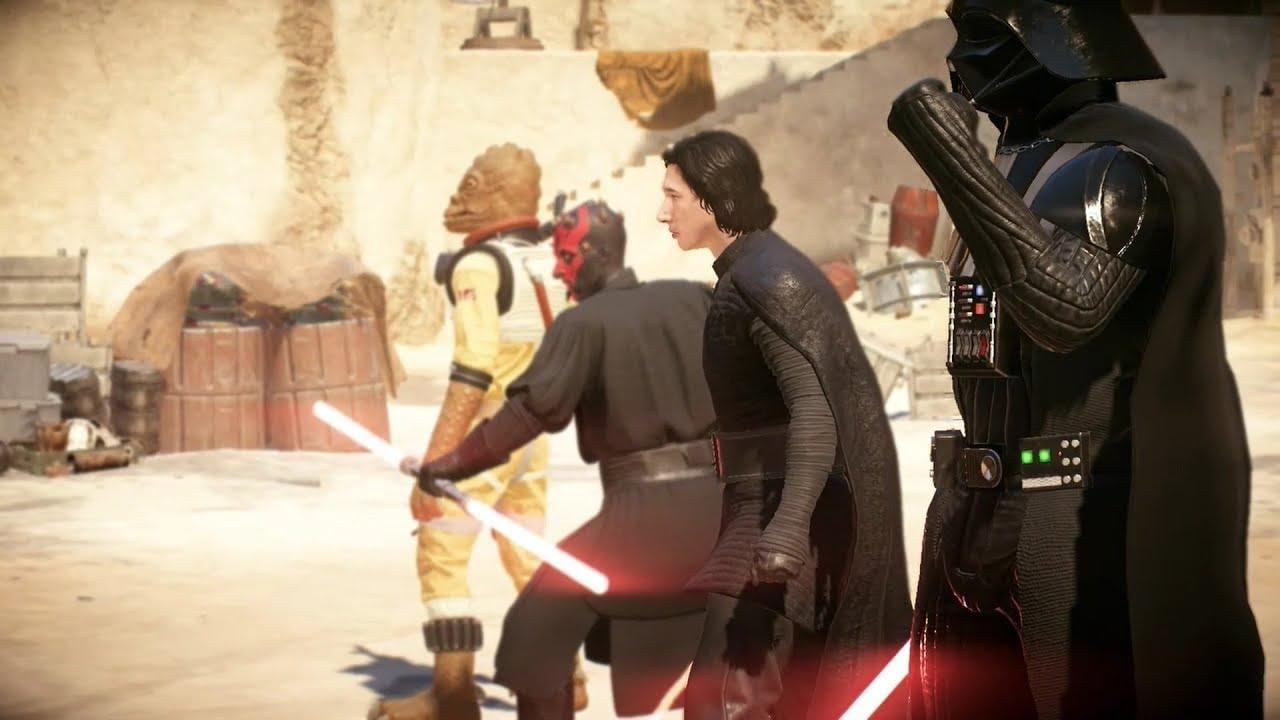 Disney возродит студию Lucasfilm Games (star wars battlefront 2 heroes vs villains afk)