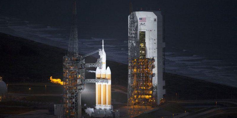 NASA строит самую большую ракету в мире, но ее запуск, возможно, придется подождать (unnamed file 1)