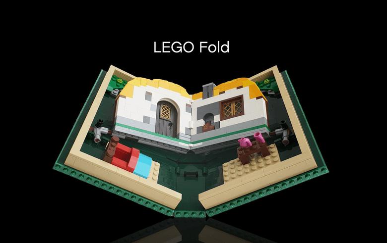 """Lego сделал собственный складной """"смартфон"""" в ответ на гаджеты Samsung и Huawei (untitled 2)"""