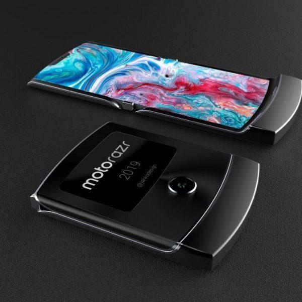 Слухи: складной смартфон Motorola Razr не получит флагманскую начинку (update on the superb foldable 2019 motorola razr)