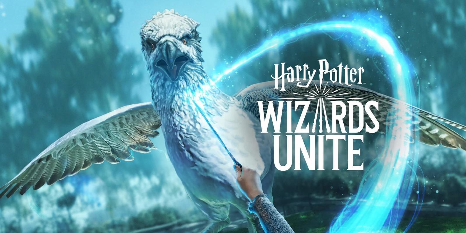 Harry Potter: Wizards Unite. Всё, что нужно знать об этой игре (wizards unite birdy banner)