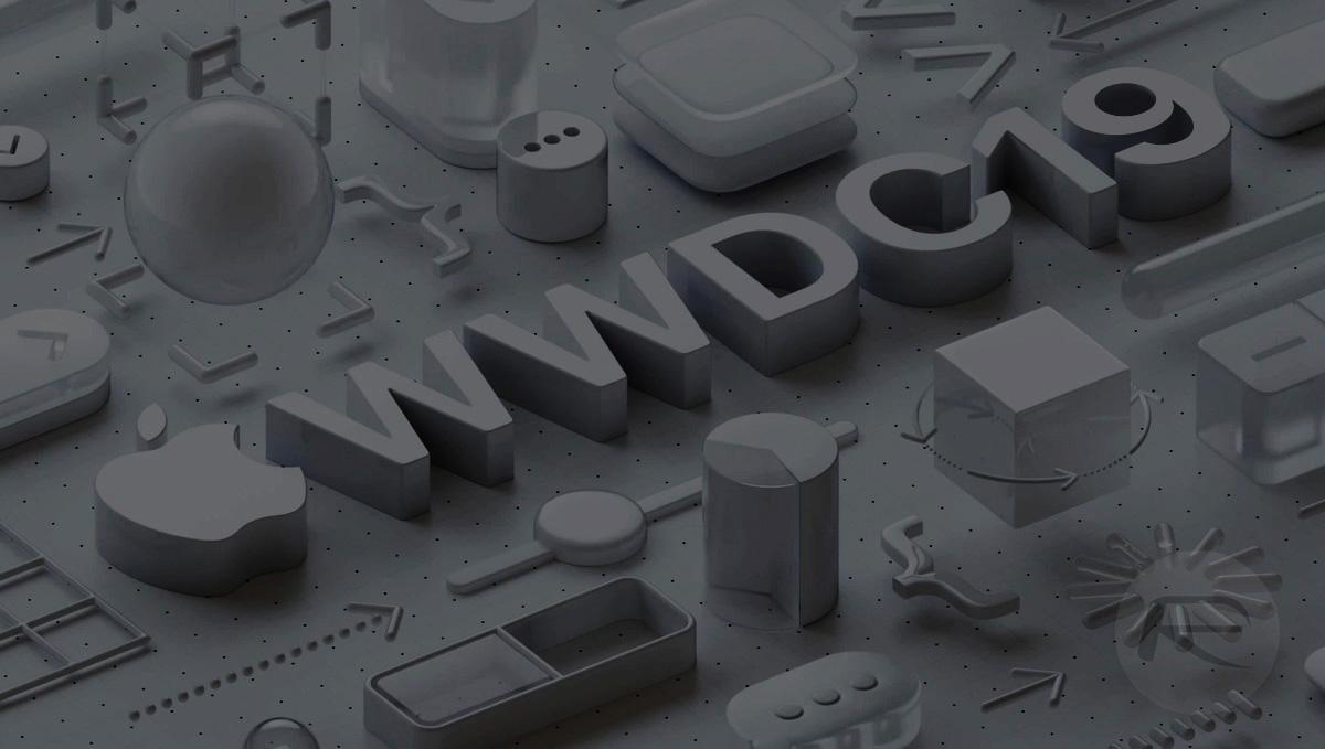 Apple подтвердила, что конференция WWDC 2019 пройдёт с 3 по 7 июня в Сан-Хосе (wwdc 19 dark)