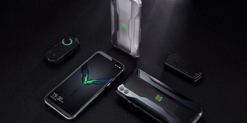 Xiaomi представила новый игровой смартфон Black Shark 2 (xiaomi black shark 2 announced with big focus on gaming and 12gb of ram)