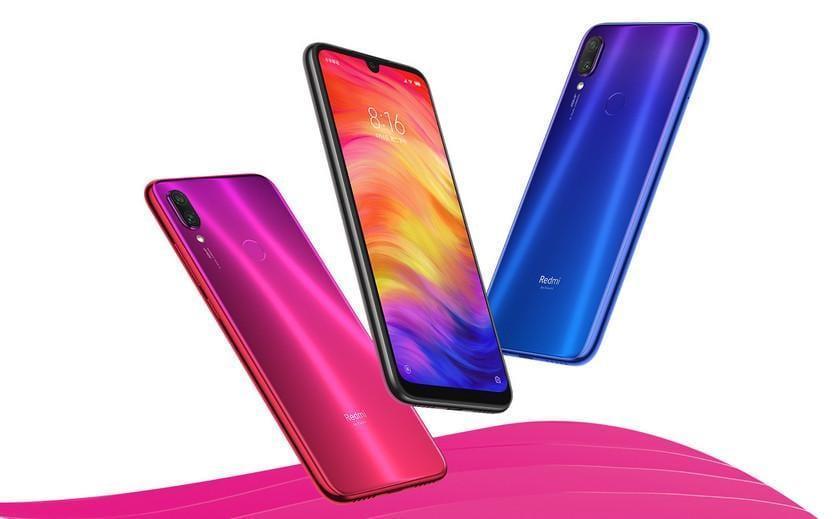 Россияне раскупили первую партию Xiaomi Redmi Note 7 за 27 минут (xiaomi redmi note 7 released m)