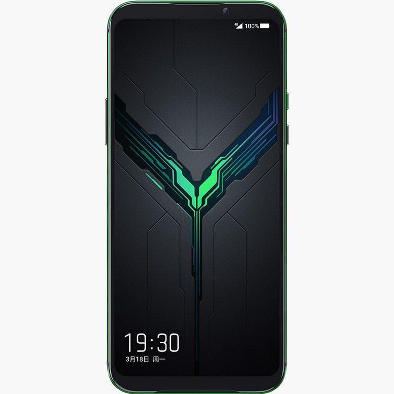 Xiaomi представила новый игровой смартфон Black Shark 2 ()