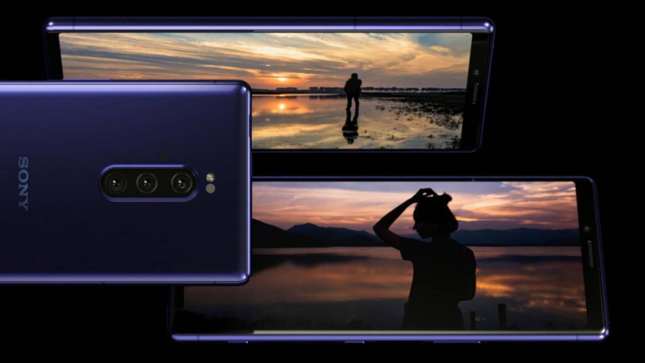Sony Mobile скоро объединится с бизнесом Sony Electronics (xperia 1)