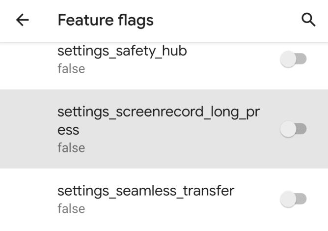 Обзор бета-версии Android Q. Первые впечатления (zapis jekrana 1)