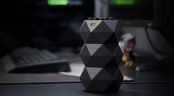 1 апреля: NVIDIA сделала голографического ассистента R.O.N. и он прекрасен (124134 geforce rtx ron 1)