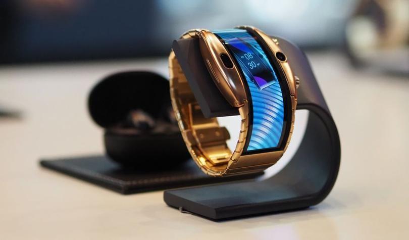 Смартфон-браслет ZTE Nubia Alpha выйдет на этой неделе (46)