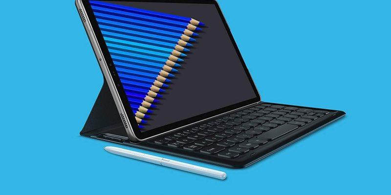 Флагманский планшет Samsung Galaxy Tab S4 обновляется до Android 9.0 Pie (81uz1prct2l. sl1500)