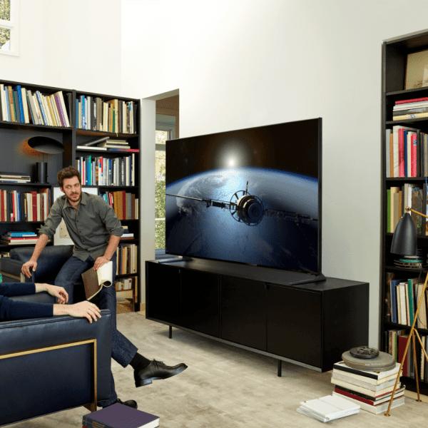 Samsung представила в России новые QLED телевизоры 4K и 8K с искусственным интеллектом (8k 1)