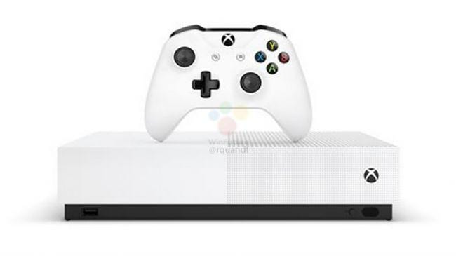 В сеть утекли изображения и характеристики полностью цифровой консоли Xbox One S (8px64sdsfnv8wryvprtpvt 650 80)