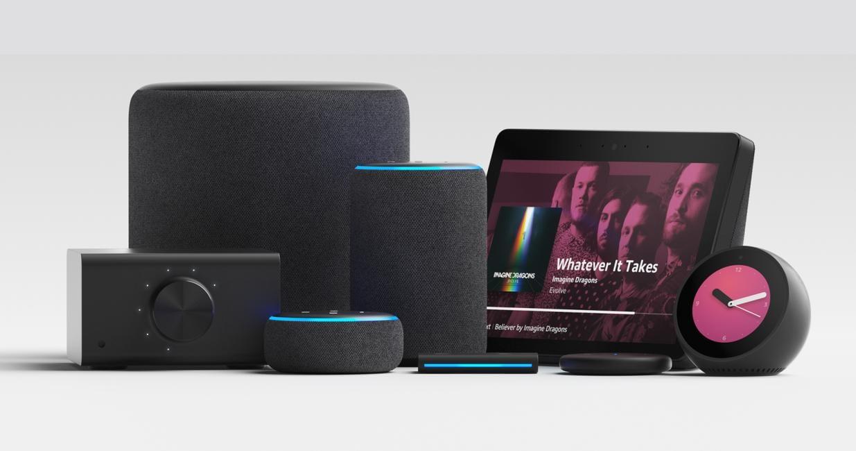 Amazon выпустит наушники, чтобы конкурировать с Apple AirPods (amazon echo products lineup 2018)
