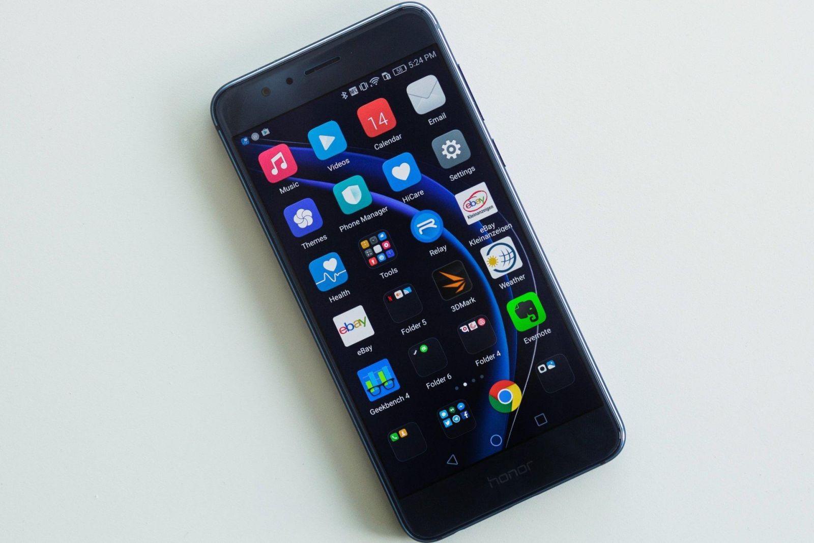 Honor запустил продажи 8A Pro в России эксклюзивно на Tmall (androidpit honor 8 2610)