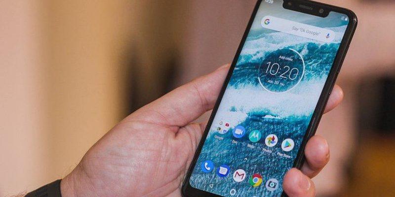 Motorola выпустит еще два смартфона серии Motorola One (androidpit motorola one front2 w810h462)