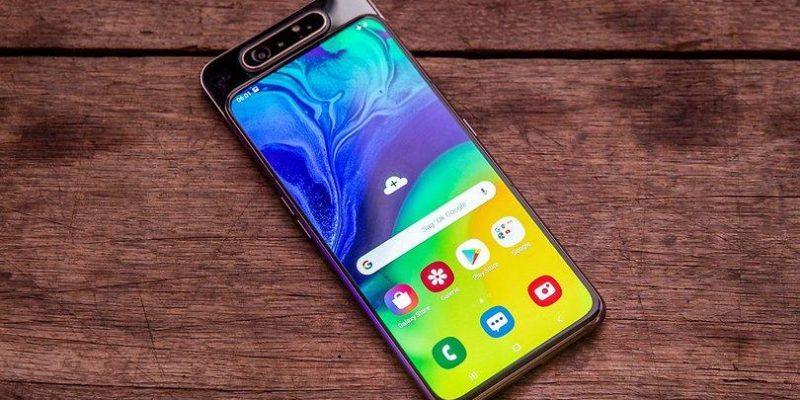 Samsung выпустил Galaxy A80 с вращающейся камерой (androidpit samsung galaxy a80 hero w810h462)