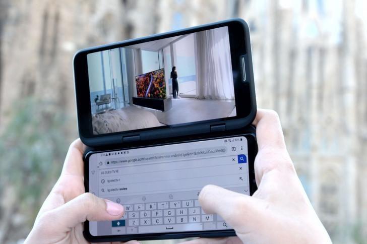 LG выложила исходный код ядра V50 перед выпуском смартфона (ap resize)