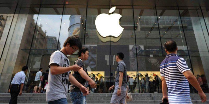 Apple готовится к выпуску пяти новых «айфонов» (apple china)