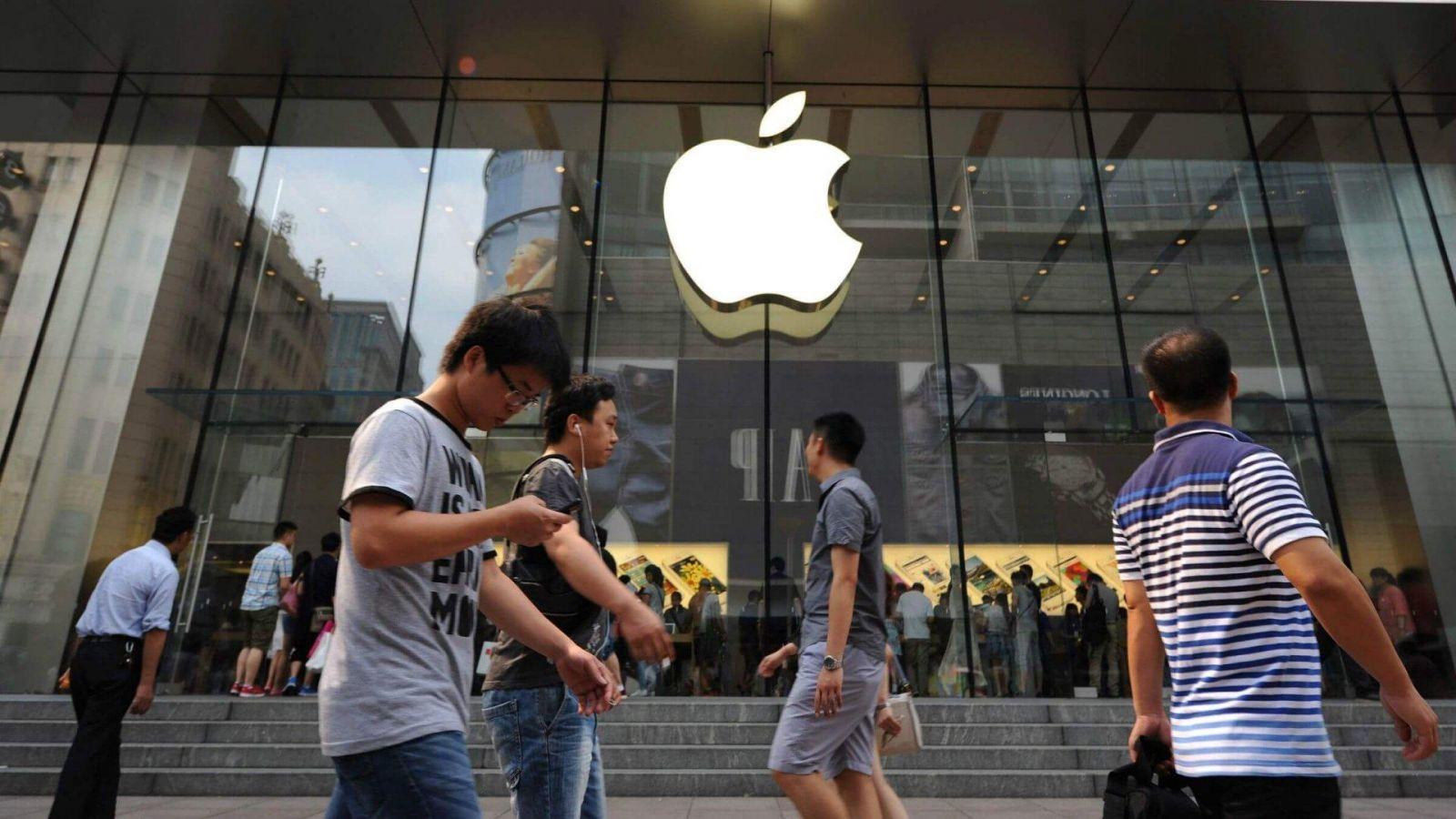 Apple удаляет продемократическую музыку из китайского Apple Music (apple china)
