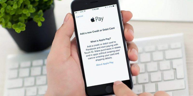 Apple Card запустится раньше срока в России (apple pay beeline)