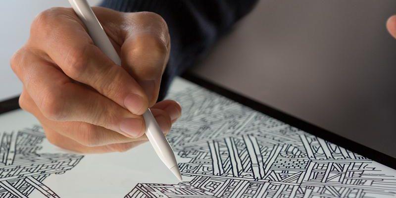 Как подключить Apple Pencil к вашему iPad (apple pencil 666006 gal 1 detail)