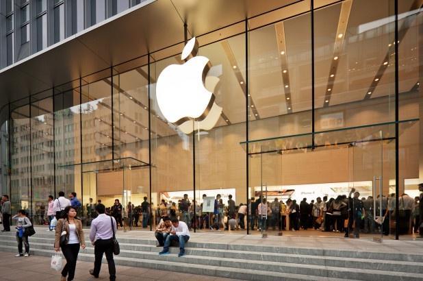 Слухи: Новый MacBook будет представлен осенью этого года (apple store city)
