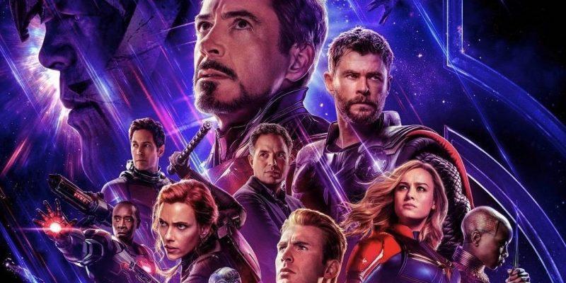 """Twitter выпустил 40 новых эмодзи в преддверии выхода фильма """"Мстители: Финал"""" (avengers endgame poster top half)"""