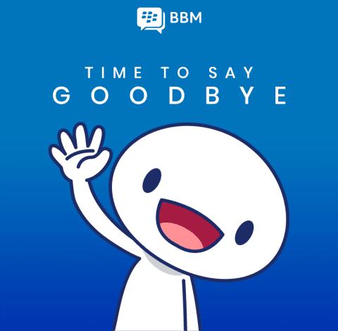 Emtek объявил о закрытии BlackBerry Messenger ()