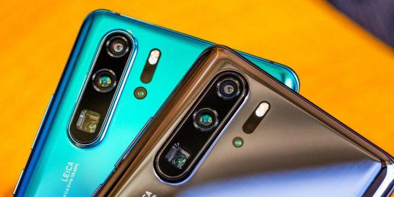 Смартфон Huawei P30 Pro получил первое крупное обновление (blunderbuss pro 10)