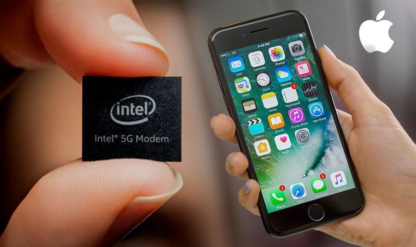 Apple может не сделать iPhone 5G в 2020 году из-за Intel (ciobulletin intel fiveg modems for iphones)