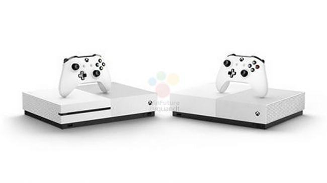 В сеть утекли изображения и характеристики полностью цифровой консоли Xbox One S (cv7pm5ccsfzg2erxec3akx 650 80)