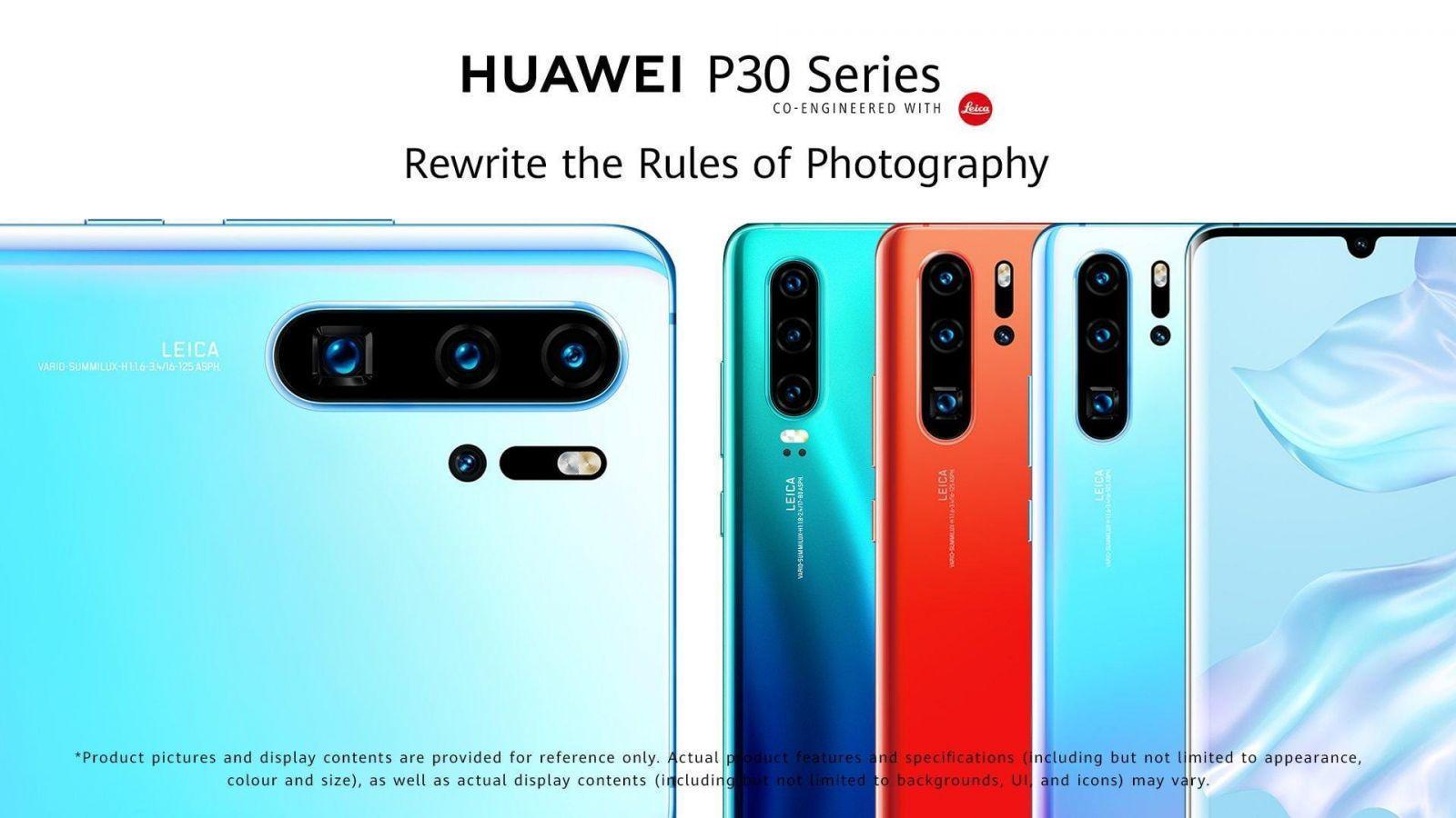 Huawei привезла флагманские смартфоны P30 Lite, P30 и P30 Pro в Россию. Цены и старт продаж (d2ljlemwoaebc3e)
