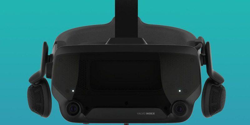 Очки виртуальной реальности Valve Index VR выпустят 15 июня (dims 10)