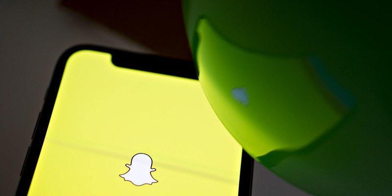 Snapchat тестирует чекины как в Foursquare (dims 15)