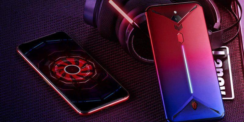 В Китае представлен игровой смартфон Nubia Red Magic 3: Snapdragon 855, 8K видео и аккумулятор емкостью 5000 мАч (dims 2 1)