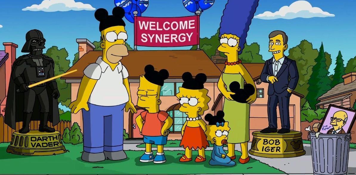 Симпсоны будут эксклюзивом потокового сервиса Disney+ (dims 3)