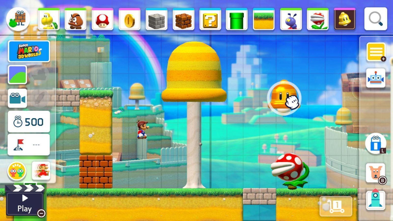 Super Mario Maker 2 для Nintendo Switch выйдет 28 июня (dims)