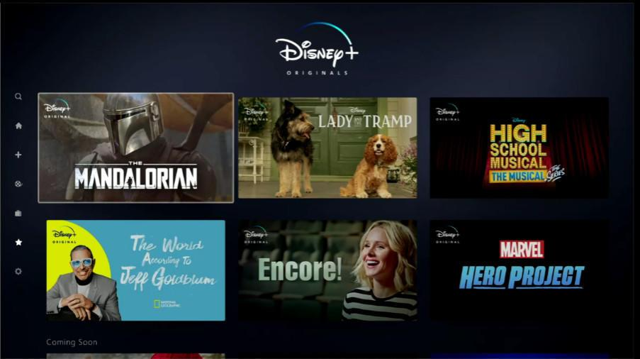 Disney+: всё, что вам нужно знать о новом потоковом сервисе Disney (disney plus investor day screenshots exclusives 22g8)