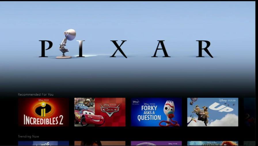 Disney+: всё, что вам нужно знать о новом потоковом сервисе Disney (disney plus investor day screenshots pixar tab 1mii)