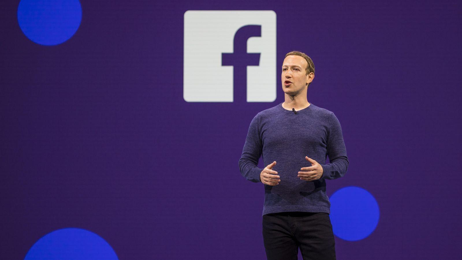Facebook перестал спрашивать у новых пользователей пароли электронной почты (facebook f8 2018 0288)