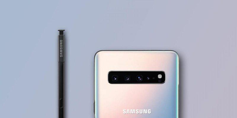 Samsung Galaxy Note 10 останется без стандартного разъема для наушников и физических клавиш (galaxy note 10)