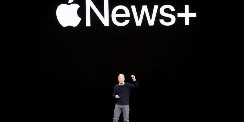 Сервис Apple News Plus получил более 200 000 подписчиков за первые 48 часов (gettyimages 1132776295)