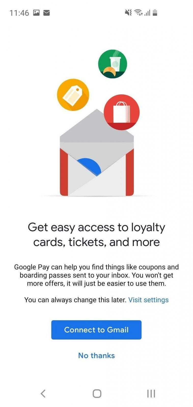 Система электронных платежей Google Pay получила интеграцию с Gmail (google pay gmail import)
