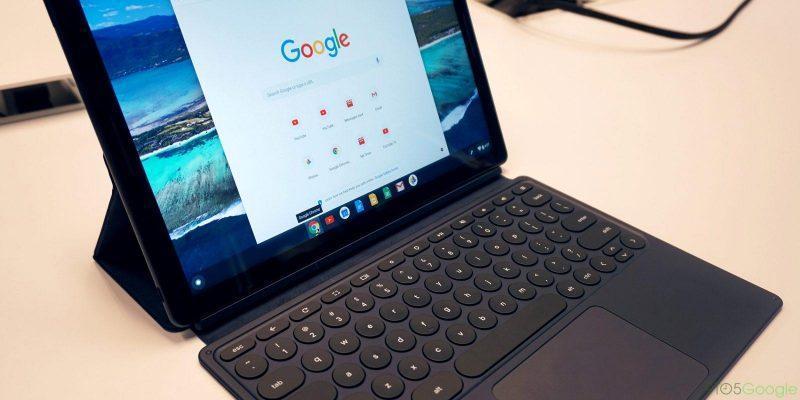 Будущие ноутбуки и планшеты Google Pixel будут ориентированы на корпоративный рынок (google pixel slate hands on 7)