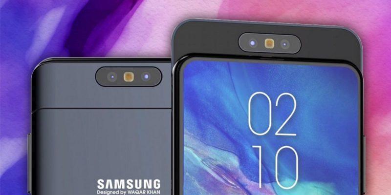 Samsung Galaxy A90 получит поворотную камеру 48 мпикс и дисплей 6,7 дюймов (gsmarena 001 4)
