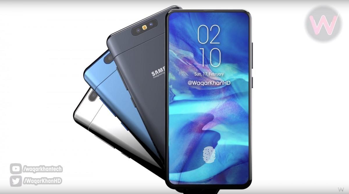 Samsung Galaxy A90 получит поворотную камеру 48 мпикс и дисплей 6,7 дюймов (gsmarena 005)